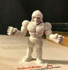 "muscle men M.U.S.C.L.E. Figure mini Mattel 80's 2"" d&d painted toy helmed fightr"
