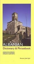 Albanian-English/English-Albanian Dictionary and Phrasebook by Ramazan John...