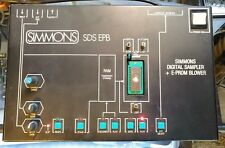 Simmons SDS EPB (EPROM Blower) with Extras ! * Original Manual - UV Chip Eraser