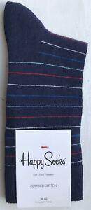 Happy Socks Women's Thin Stripe Socks - UK3.5-6.5 / EU36-40 - TST01-6001