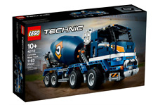 Lego Technic Concrete Mixer Truck ciment #42112 NEW SEALED FREE SHIPPING