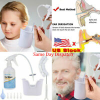 2019 Ear Wax Cleaner Earwax Removal Kit Earwax Cleaning Tool with Basin 5 Tips