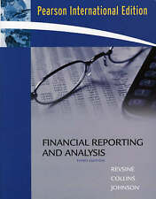 Financial Reporting and Analysis: International Edition by Revsine, Lawrence, C