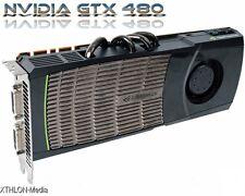 NVIDIA GeForce GTX 480 (1536 MB) DIRECTX 11 - GRAFIKKARTE