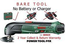 Bare-Tool Bosch PMF10,8Li Cordless Multi Function Tool 0603101974 3165140808477A