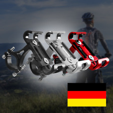 Fahrrad Handyhalterung Aluminium Smartphone Handy Halter Universal Mofa E-Bike