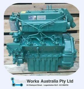 Volvo Penta 2003 Fully Reconditioned Marine Engine for sale w/ Heat Exchanger