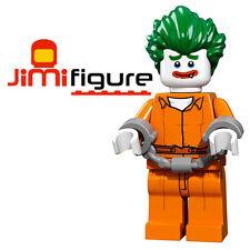 NEW LEGO Minifigures Arkham Asylum Joker The Batman Movie 71017 Genuine Figure