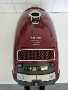 Miele Complete C3 PowerLine Cylinder Vacuum Cleaner