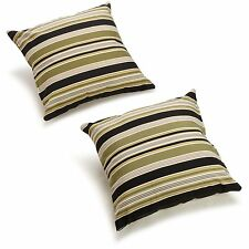 Darby Home Co Gregory All Weather Resistant Outdoor Throw Pillow (Set of 2)