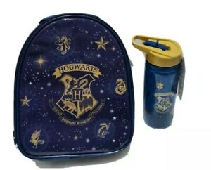 Zak Harry Potter Lunch Bag & Zak Harry Potter Water Bottle