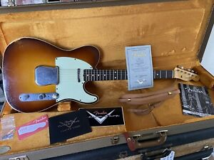 2015 Fender Custom Shop 60 Telecaster Custom Relic