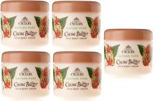 5x Cyclax Nature Pure COCOA Butter Rich Body Cream 300ml