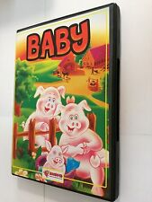 Baby. the History of the Pig (animation) DVD Cartoons, Fairy Tale for children