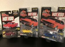 Lot Of 3 Racing Champions Limited Edition Collectible Cars,  America's Hottest