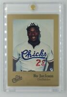 1986 86 BASEBALL AMERICA MINORS Gold Bo Jackson Rookie RC #28, MEMPHIS CHICKS