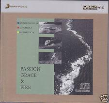 """John McLaughlin Al Di Meola Paco De Lucia - Passion Grace & Fire"" Japan K2HD CD"