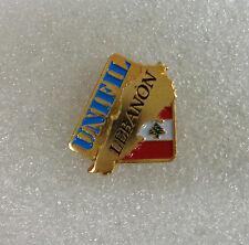 "Spilla/Pin Missione Multinazione ONU - ""UNIFIL - LIBANO"" - Rarità - (Originale)"