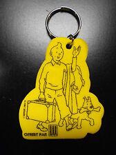 Porte clé Tintin LU  ETAT NEUF