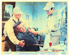 DR. NO JAMES BOND SEAN CONNERY AS 007 ORIGINAL BRITISH LOBBY CARD 1962 VERY RARE