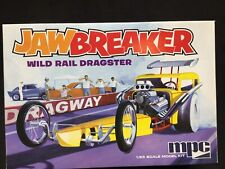 MPC JAWBREAKER Wild Rail Dragster 2015 821/12 Model Kit T5 Open Box New