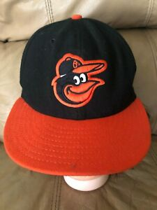 New Era  Baltimore Orioles Official On Field Fitted Baseball Cap 7