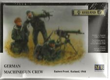 MiniArt WWII German Machinegun Crew, Kurland 1944, Figures  in 1/35 26  ST  A2