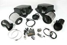 ARMA Carbon Matt airbox variable air intake induction kit for BMW E60 M5
