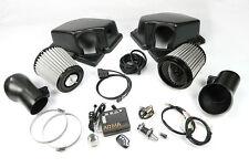 ARMA Carbon Matt airbox variable air intake induction kit for BMW E60 M5