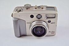 Canon PowerShot G2 Digital Point & Shoot Style Camera in Metallic silver