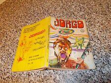 JORGO N.1 EDIGRAFITAL 1969 BUONO TIPO NERI DIABOLIK SATANIK KRIMINAL GENIUS