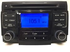 2011 Hyundai Sonata Factory OEM AM FM Radio CD MP3 Player 96180-3Q000 Tested