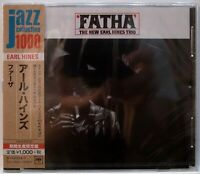 NEW CD / THE NEW EARL HINES TRIO / FATHA / JAZZ / SONY MUSIC JAPAN SICP3983