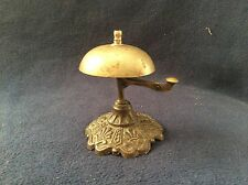 Antique Hotel Desk Bell