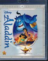 Aladdin Blu-ray & DVD 2-Disc Set Diamond Edition
