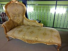 SILIK ITALY ORIGINAL BAROQUE STYLE CHAISE