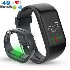 R1 IP67 Smart Watch OLED Heart Rate Monitor Running Fitness Pedometer Wristband