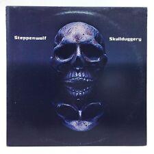 1976 Steppenwolf Skullduggery Columbia KE 34120 Vinyl LP Album Record I203
