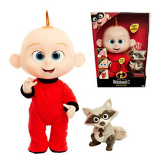 Disney Pixar Incredibles 2 Jack-Jack Attacks Doll with Lights & Sounds Nib