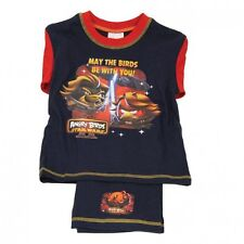 Star Wars Angry Birds May The Birds Be With You Pyjamas Ages 4-5, 5-6, 7-8 Years