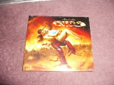 Alex Moulton Exodus Digipak CD SEALED RARE OOP