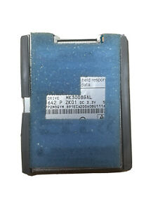 Replacement Toshiba Hard Drive For Apple iPod Classic 5/6/7th 30GB MK3008GAL