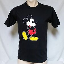 VTG Mickey Mouse T Shirt Disney Character Fashions 80s 90s Original Tee Large