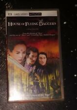 Sony PSP UMD Movie Video HOUSE OF FLYING DAGGERS