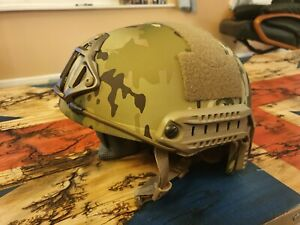 Ops Core Military helmet Multicam airsoft