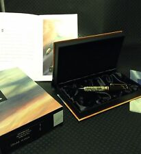 MONTBLANC LIMITED EDITION DUMAS BALLPOINT PEN  NEW IN BOX FATHERS SIGNATURE