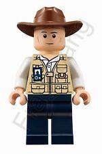 LEGO 75919 Jurásico MUNDO Veterinario MINIFIGURA (SEPARADO de SET 75919)