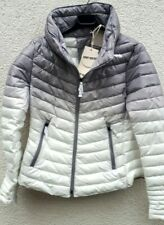 Stepp Jacke Damen Kids Herbst Winter Jacke grau Gr. S Italy Mode Honey Winter