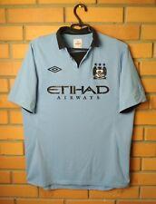 ec8c7a1ca Manchester City Home football shirt 2012 - 2013 size 42 jersey soccer Umbro