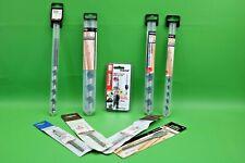 Addax Forge Mater Trend Wood Hex Shank Auger Flat Drill Bits Joblot (JL15)